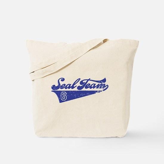 Seal Team 6 Tote Bag