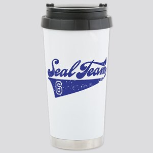 Seal Team 6 Stainless Steel Travel Mug
