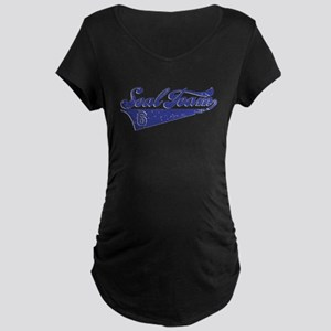 Seal Team 6 Maternity Dark T-Shirt