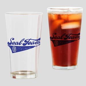 Seal Team 6 Drinking Glass