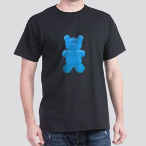 Blue Gummi Bear Dark T-Shirt