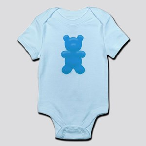 Blue Gummi Bear Infant Bodysuit