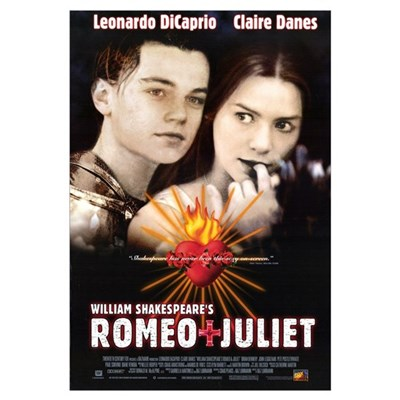 William Shakespeares Romeo and Juliet (1996) Poster
