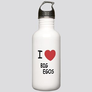 I heart big egos Stainless Water Bottle 1.0L