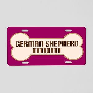 German Shepherd License Plate