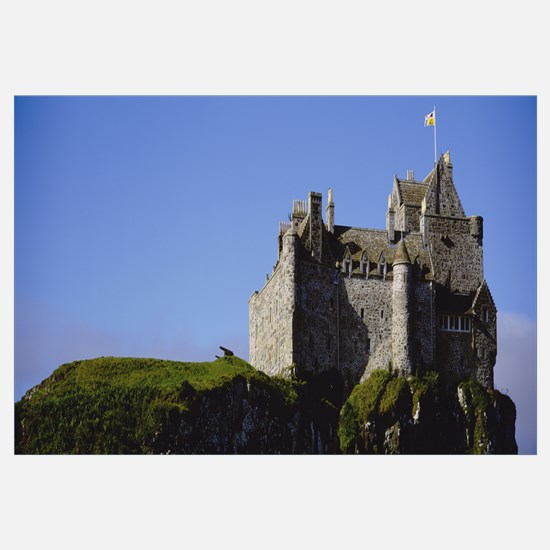 Low angle view of a castle, Duart Castle, Isle Of