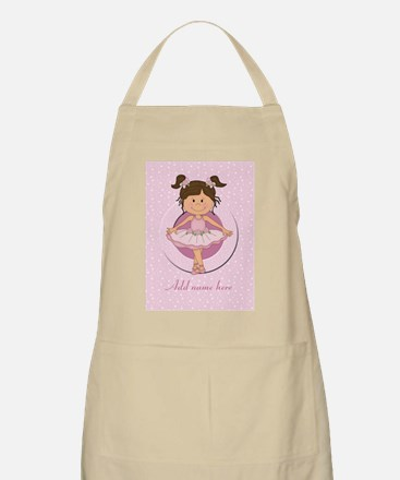 Personalized Ballerina Ballet Apron