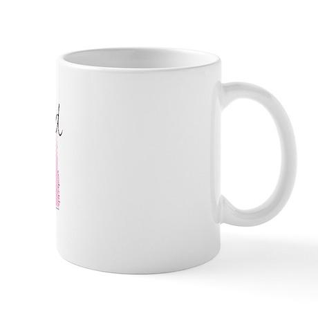 One of a Kind girl - brag gea Mug