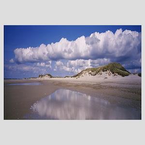 Sand Dunes Skallingen Jutland Denmark