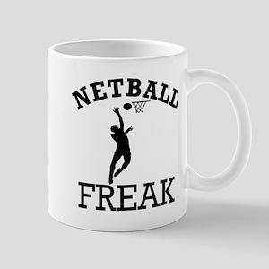 Netball Freak Mug