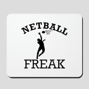 Netball Freak Mousepad