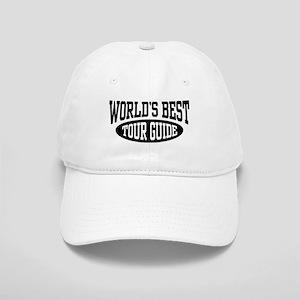 World's Best Tour Guide Cap