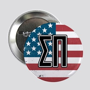 "Sigma Pi Flag 2.25"" Button"