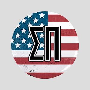 Sigma Pi Flag Button