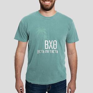 Beta Chi Theta Palm Tr Mens Comfort Color T-Shirts