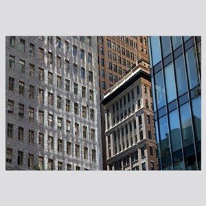 Low angle view of office buildings San Francisco C