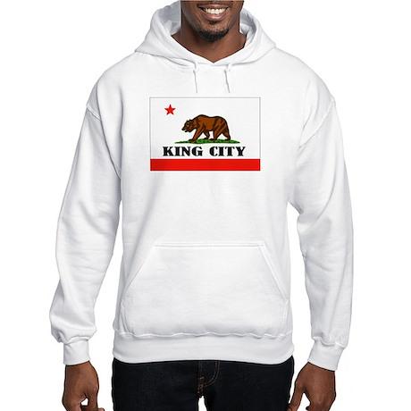 King City,Ca -- T-Shirt Hooded Sweatshirt