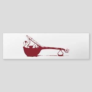 Enchanted Strings Sticker (Bumper)
