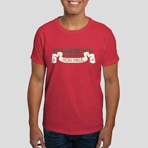 Ron Paul Conspiracy Dark T-Shirt
