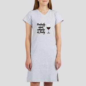 Perfectly Aged Women's Nightshirt