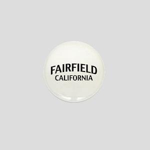 Fairfield California Mini Button