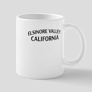 Elsinore Valley California Mug