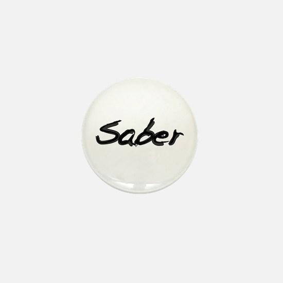Saber Mini Button