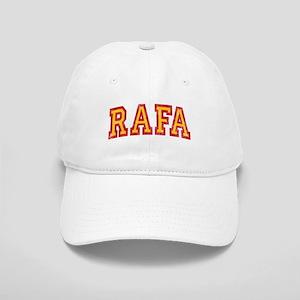 Rafa Red & Yellow Cap