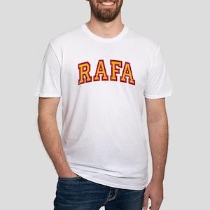 Rafa Red & Yellow Fitted T-Shirt