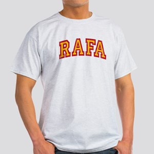 Rafa Red & Yellow Light T-Shirt
