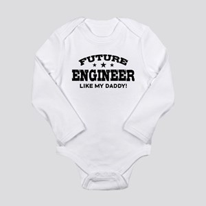 Future Engineer Baby Clothes   Accessories - CafePress fb49f5820be2
