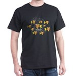 Unschooler Fish Dark T-Shirt