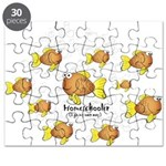 Homeschooler Fish Puzzle