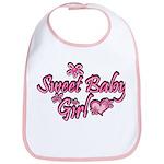 Sweet Baby Girl Bib