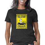 Slow Driver 8 Women's Classic T-Shirt