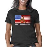 Dont tread on me 2 dk Women's Classic T-Shirt