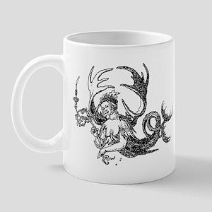 Durer Mermaid Mug