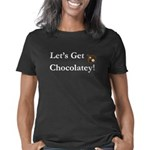 Lets Get Chocolatey Women's Classic T-Shirt