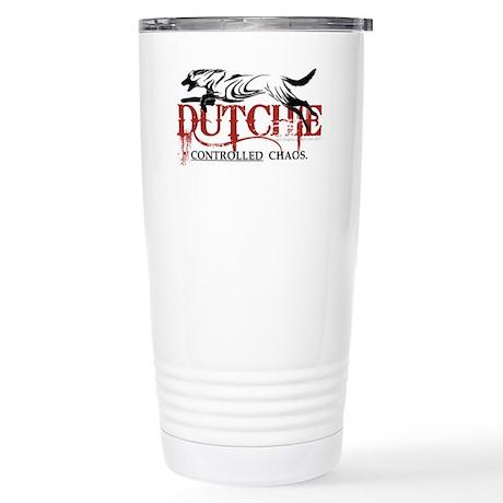 Dutchie - NEW! Stainless Steel Travel Mug