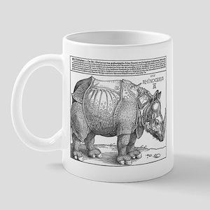 Durer Rhino Mug
