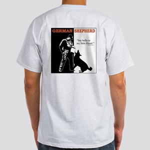 Scarface Ash Grey T-Shirt