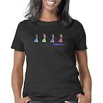 BLACKdancinggirls10x4and5w Women's Classic T-Shirt