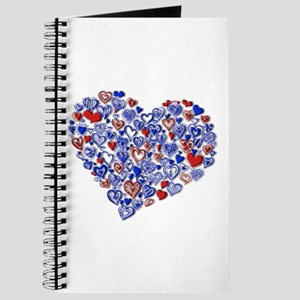 Bunches of Hearts Journal