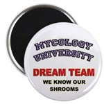 "MU Dream Team 2.25"" Magnet (10 pack)"
