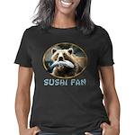 sushi fan trsp Women's Classic T-Shirt
