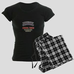 MU Morel Team Women's Dark Pajamas