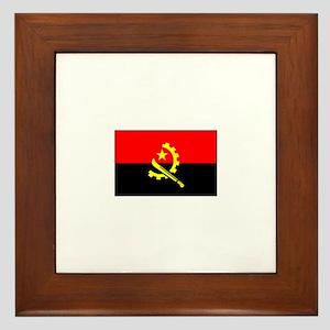 Angola#1 Framed Tile