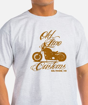 OLD LINE CUSTOMS *NEW* T-Shirt