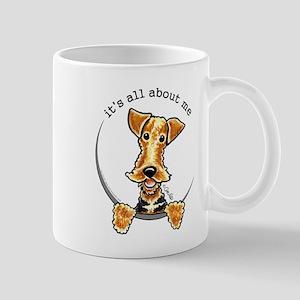 Funny Airedale Welsh Terrier Mug