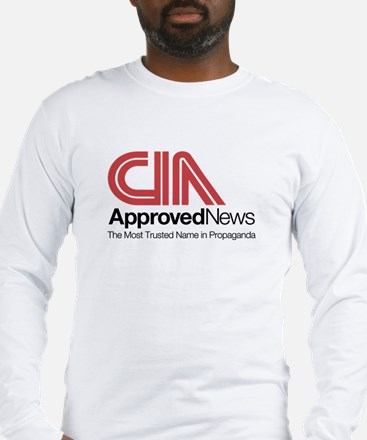 CIA News Long Sleeve T-Shirt